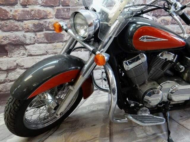 2010 Honda Shadow Motorcycle
