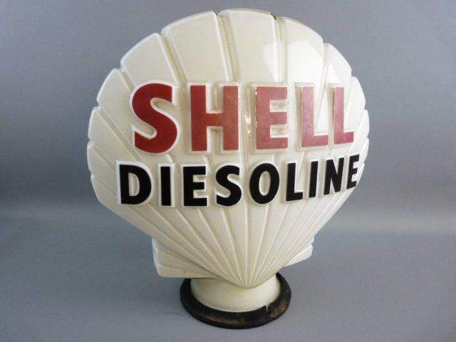 Shell Diesoline