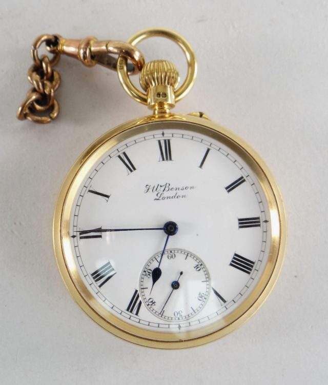 George V Pocket Watch