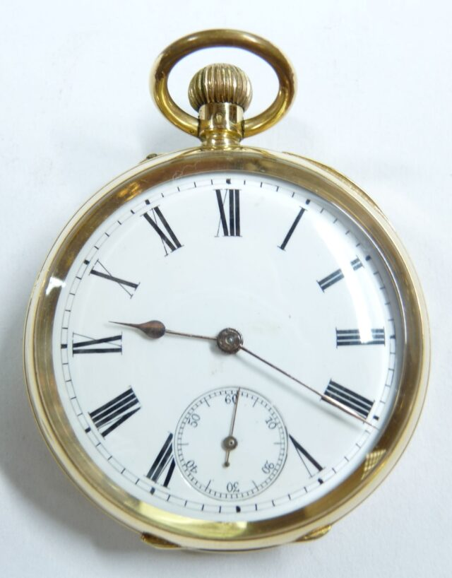 Thomas Armstrong of Manchester Pocket Watch