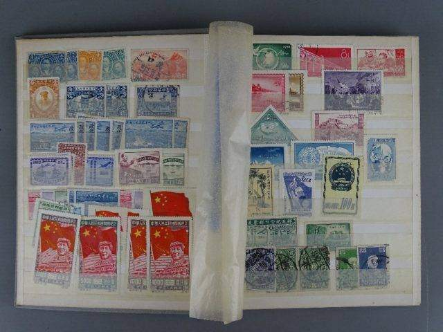Album of Chinese Stamps