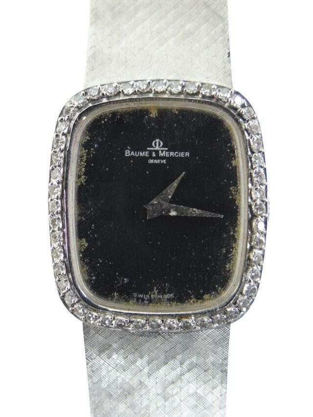 Baume Mercier Wristwatch