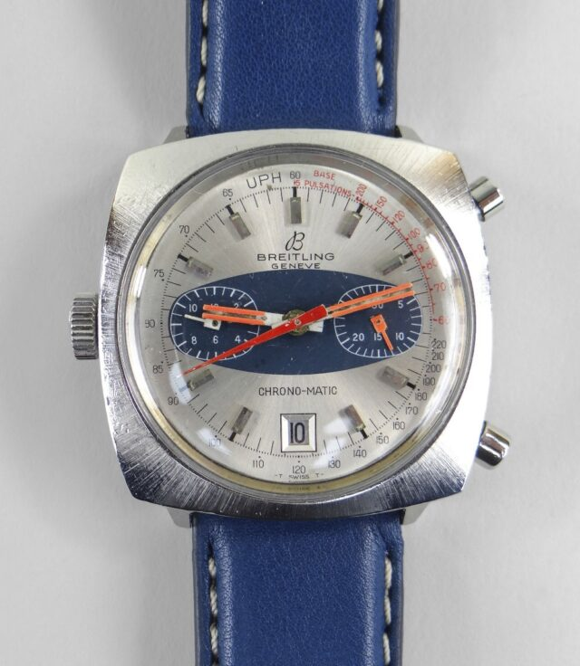 Breitling Chronograph Wristwatch