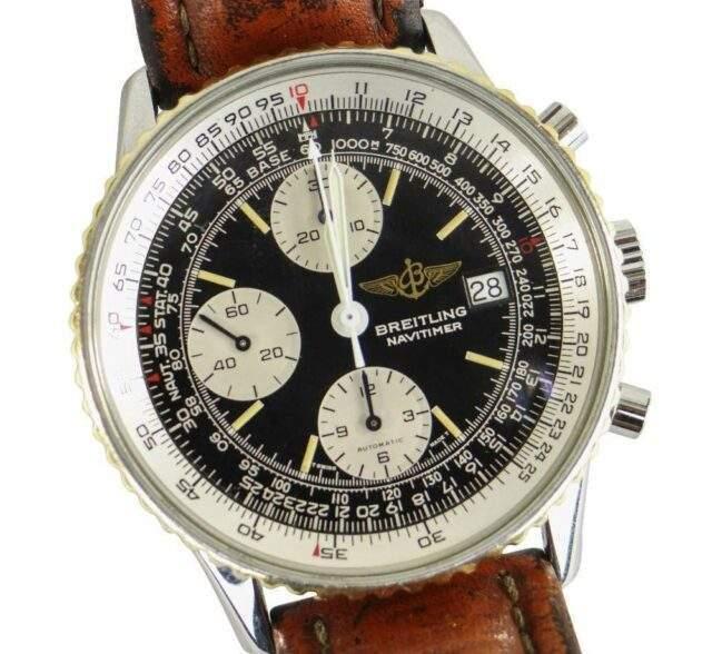 Breitling Navitimer Wristwatch