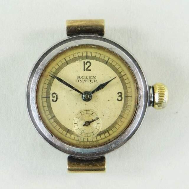 Ladies Rolex Oyster Wristwatch