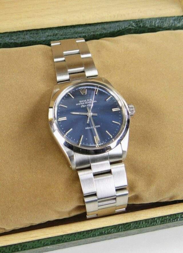 Rolex Air King Wristwatch