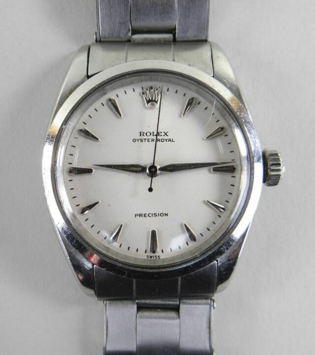 Rolex Precision Wrist Watch