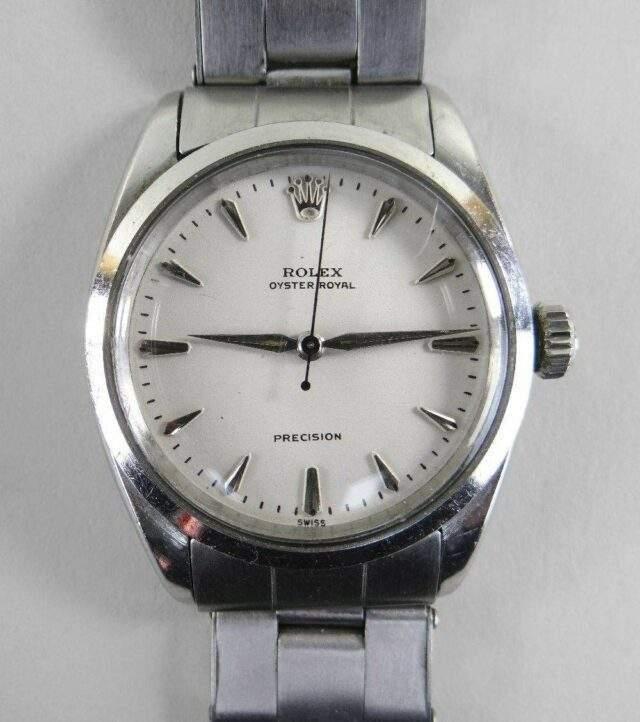 Rolex Precision Wrist Watch