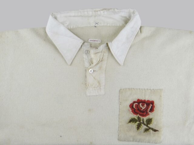 1906 England Rugby Jersey