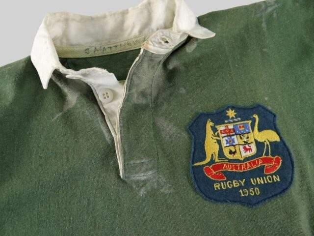 1950s Australian International Rugby Jersey