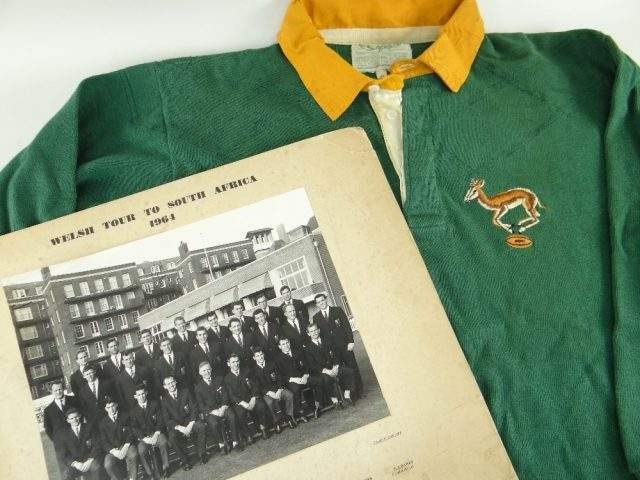 1964 South African Rugby Jersey