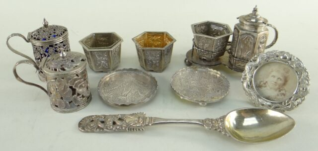 Chinese Silver