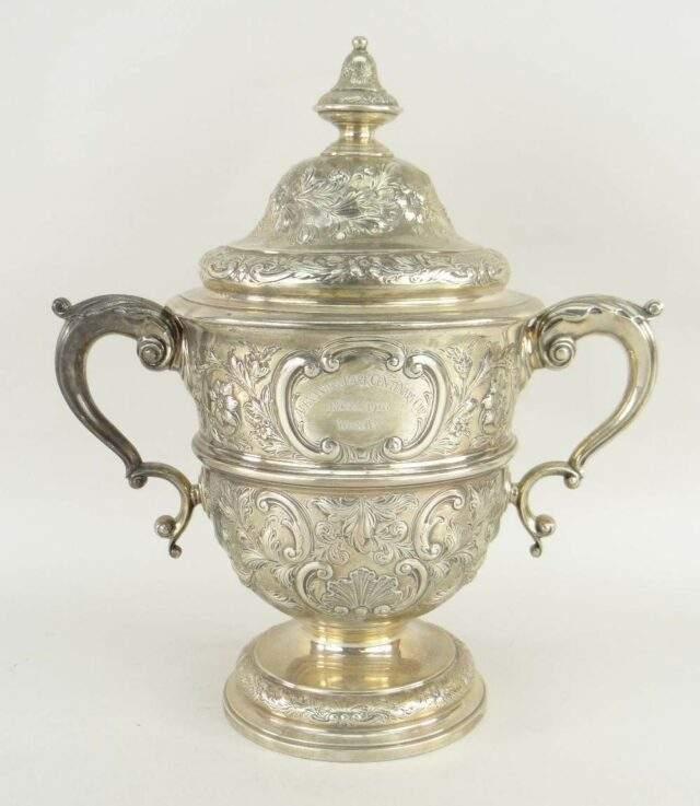 Edward VII Silver Trophy