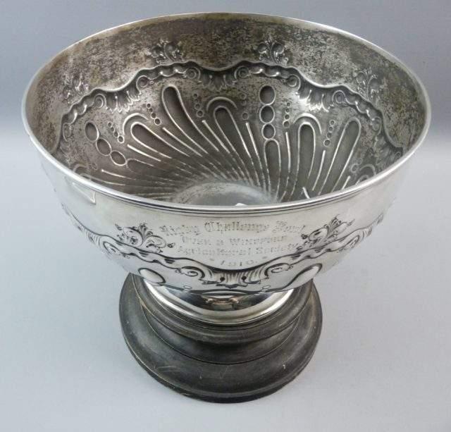 George V Punch Bowl