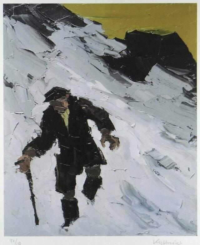 Sir Kyffin Williams RA Print