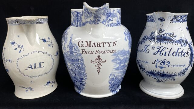 Welsh Jugs from the Mary Daley Collection