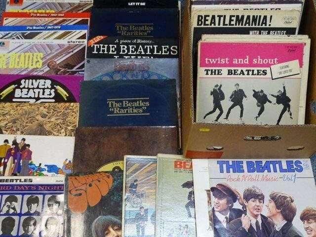 Assorted Vinyl