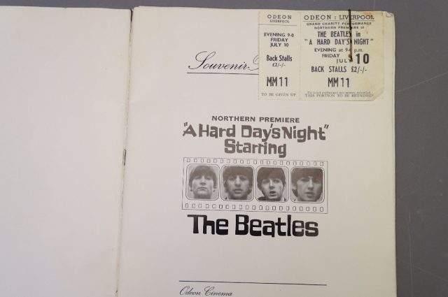 The Beatles Souvenir Programme