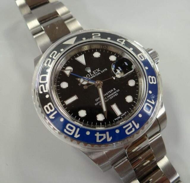Rolex GMT Mariner