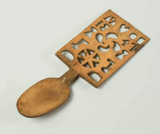 Sycamore Love Spoon