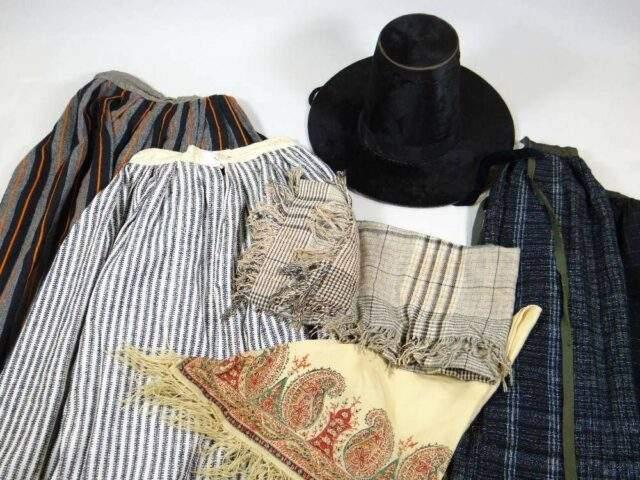 Cardiganshire Clothing