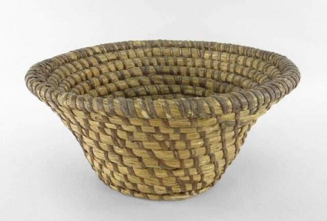 Cardiganshire Lipwork Basket