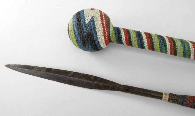Zulu wirework weapons