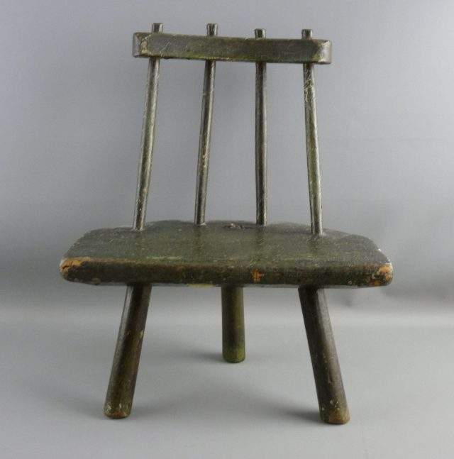 18th Century Childs Chair