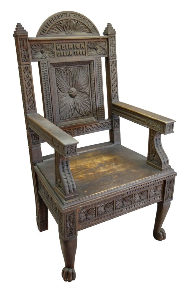 1908 Eisteddfod Bardic Chair