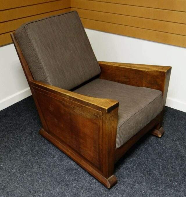 Brynmawr Oak Armchair