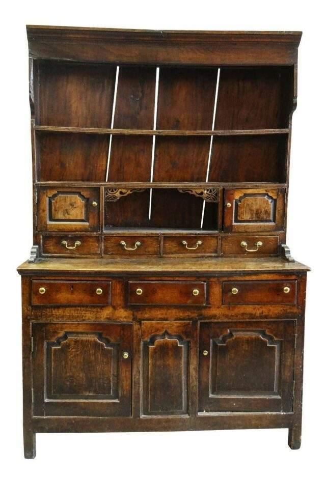Mid 18th Century Welsh Dresser