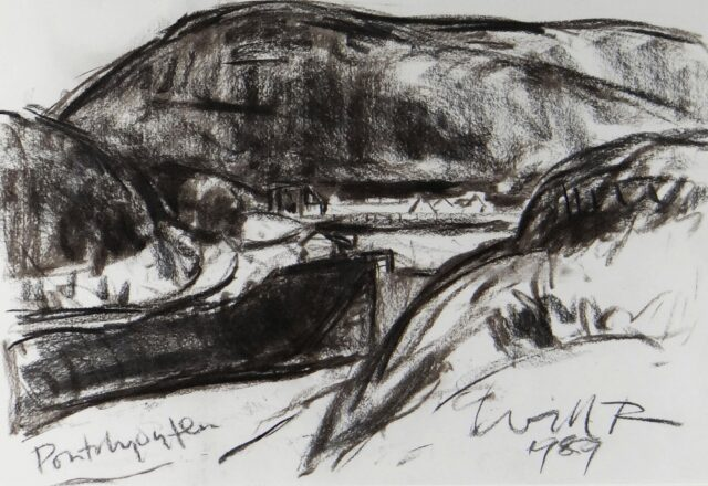 Will Roberts Charcoal