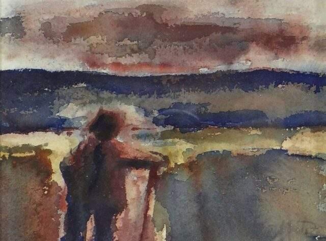 Will Roberts Watercolour