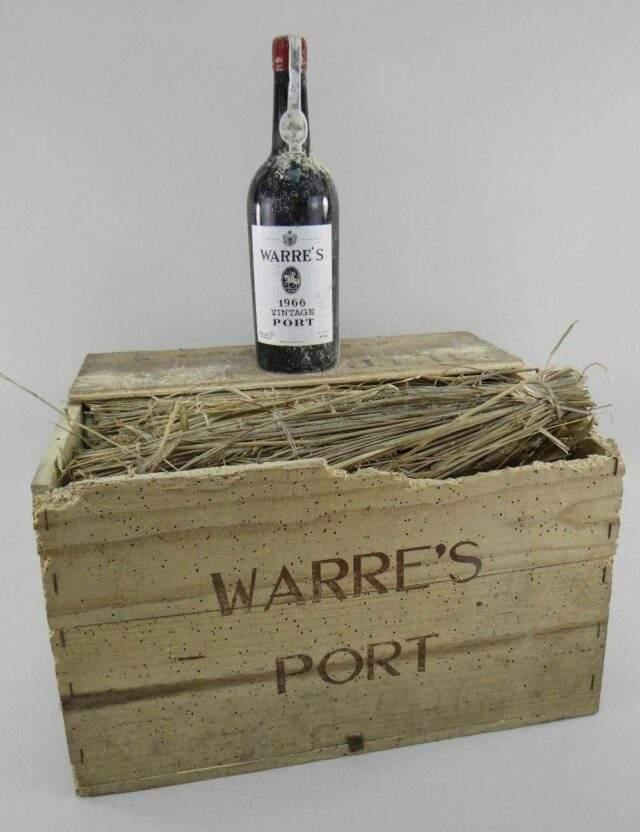 Warres 1966 Vintage Port
