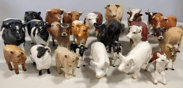 Beswick Cattle