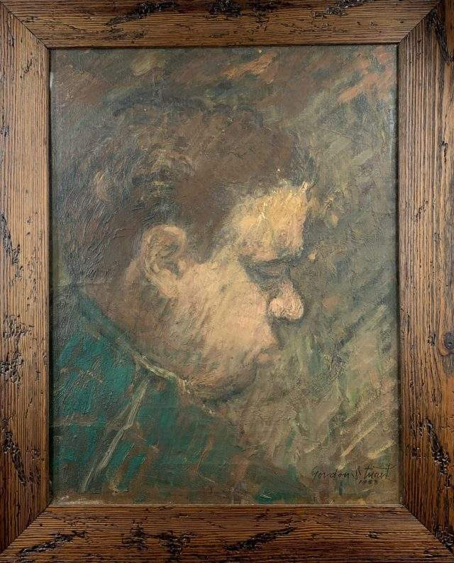 The Final Portrait of Dylan Thomas