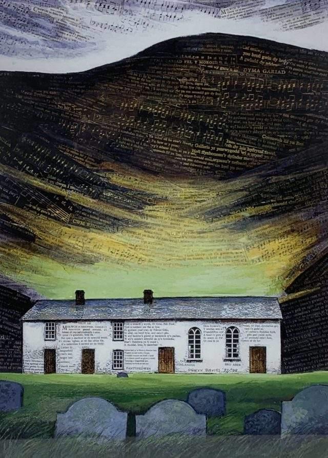 Ogwyn Davies 'Soar y Mynydd'