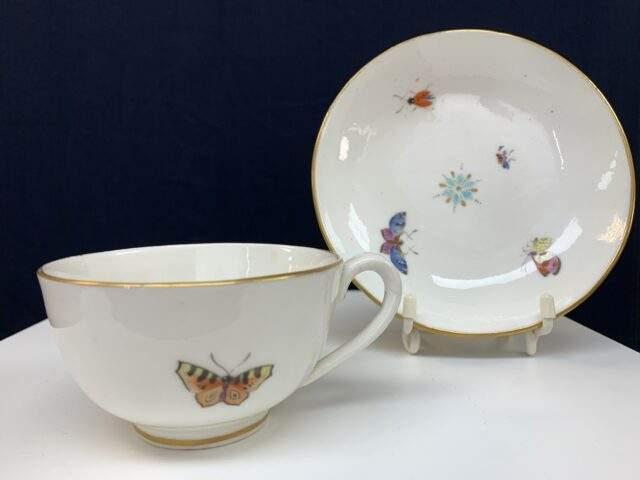 Nantgarw Cup & Saucer