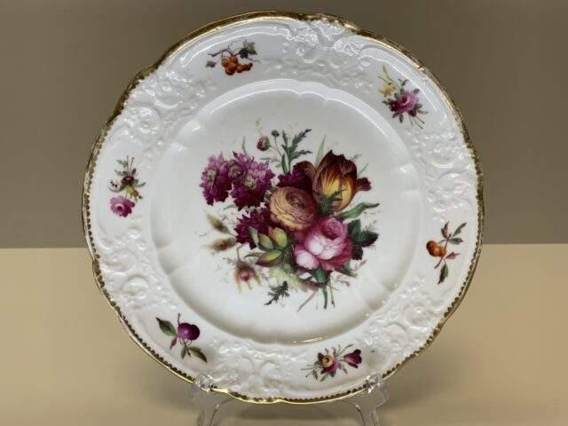 Nantgarw porcelain