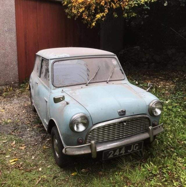 Austin Mini 1963 £8800